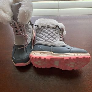 Girls snow boots by Carter's